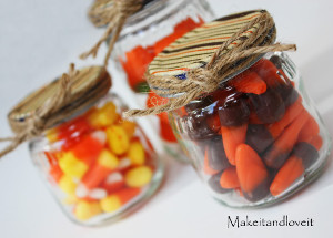 Cute Lil' Candy Jars