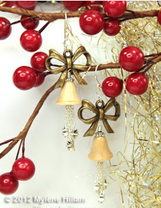 Holiday Bells Earrings