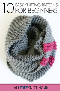 Quick Knit Patterns Free : How to Knit Flowers: 13 Easy Knitting Patterns AllFreeKnitting.com