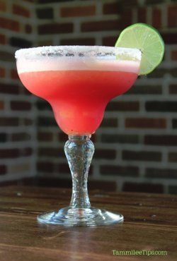 Copycat Chili's Watermelon Margarita Recipe