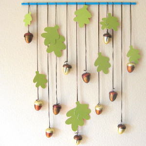 Leafy Greens Wall Hanging