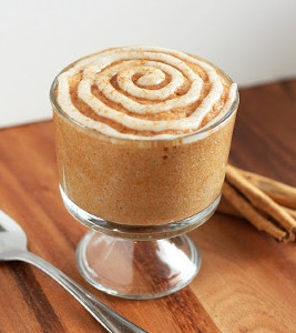 Classy Cinnamon Roll Mug Cake