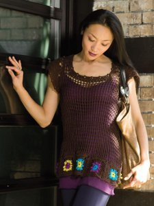 Autumn Afternoon Tunic