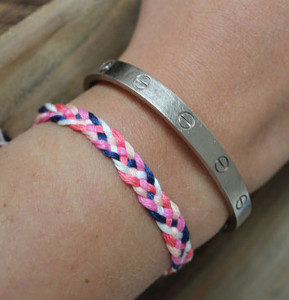Five Times Lucky Friendship Bracelet
