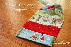 Christmas Drawstring Gift Bag