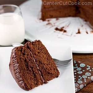 Better-Than-Portillo's Chocolate Cake