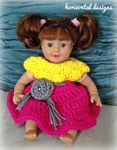 Snazzy Baby Doll Dress