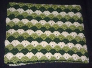 Turtle Shell Lapghan