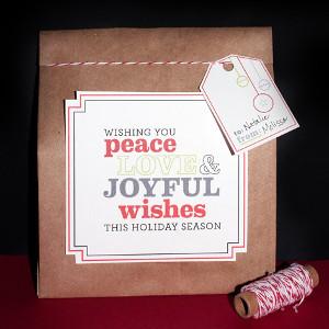 World's Best Gift Bag Printables
