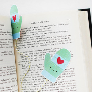 craft ideas for making bookmarks 20 handmade bookmark ideas allfreepapercrafts 6203