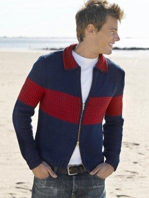 Cozy Colorblock Jacket