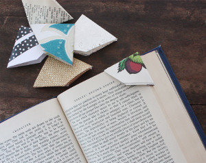 Pocket Origami Bookmark