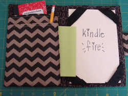 Quilt Gift for Men: Kindle Fire Cover