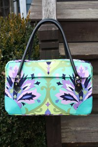 Urban Jungle Empress Bag