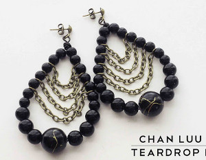 Chan Luu Teardrop Earrings