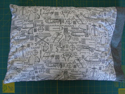 Life-Hack Pillow Case