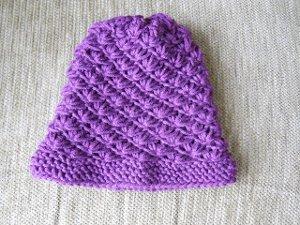 Baby Angel Knit Hat AllFreeKnitting.com