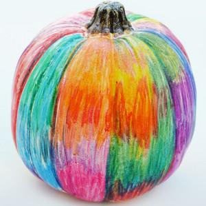 Scribble Pumpkin Allfreekidscrafts Com