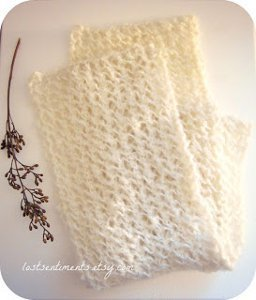 Fast and Furious Lacy Scarf
