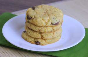 4 Ingredient Cake Mix Cookies