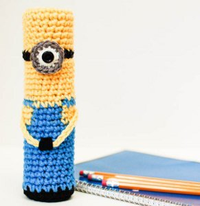 Insanely Cute Minion Pencil Case