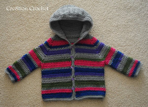 The Simplest Toddler Sweater