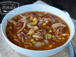 Cowboy Chicken Soup