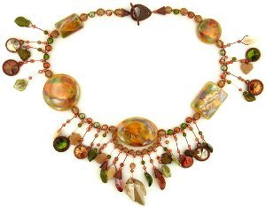 Cornucopia Necklace