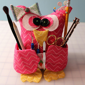 Wise Owl Accessory Holder