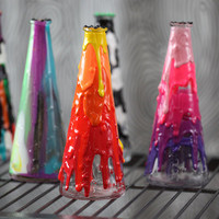 Color Eruption Jars