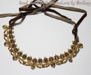 Golden Beauty Necklace