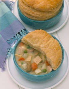 Make at Home Disney's 50's Prime Time Cafe Chicken Pot Pie