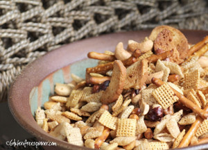 Copycat Chex Mix