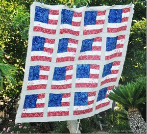 Grand Old Flags Quilt