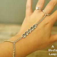 Bohemian Bride Bracelet