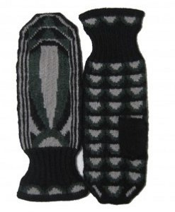 Art Deco Mittens