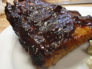 Chicago-Style Barbecue Ribs