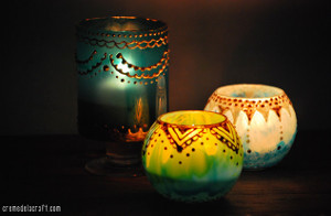 Magnificent Moroccan Candle Holders