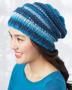 How to Knit a Hat  3 Patterns for Adults  d2a6e9e7266