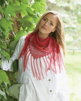 "Country ""Cowl"" Girl Scarf"