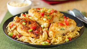 Olive Garden Chicken And Pasta Dishes