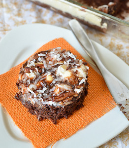 Easy Mississippi Mud Cake