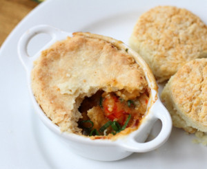 Crawfish Pot Pie