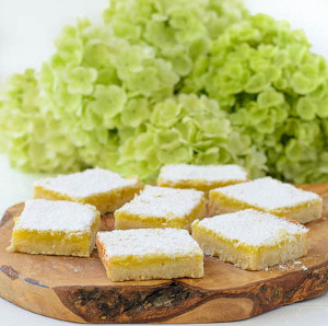 Decadent Lemon Bars