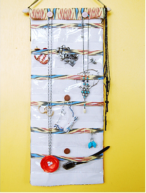 Jewelry DIY Organizer