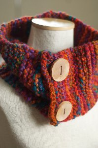 Color Riot Cowl