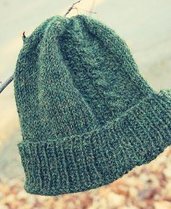 Knitting Pattern Guy : Hats Off to You: 20 Knit Hat Patterns for Men ...