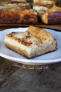 Apple Crack Cake