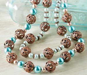Learn to Bead & Make Jewelry 201 Online Class