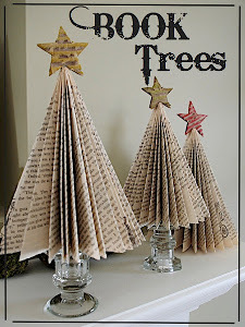 Festive Folded Book Page Tree Allfreechristmascrafts Com
